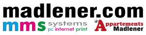 mms-systems | Martin Madlener | PC - Internet -Web -Print -Layout - Technik